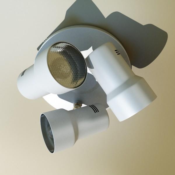 photoreal lighting fixtures 3d model 3ds max fbx obj 134728