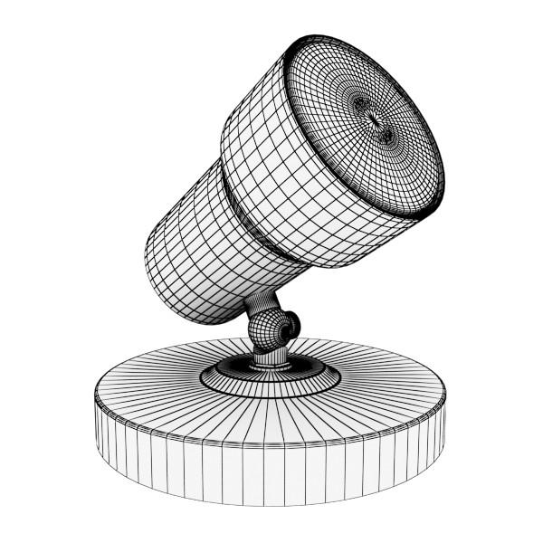 photoreal lighting fixtures 3d model 3ds max fbx obj 134731