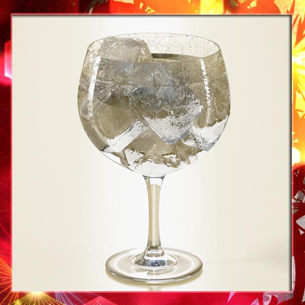 photorealistic glass 03 3d model 3ds max fbx obj 140713