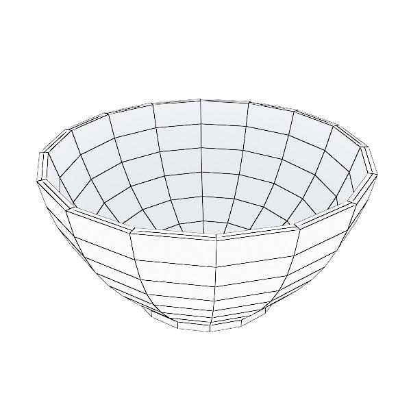 photorealistic strawberries in bowl 3d model 3ds max fbx obj 133210