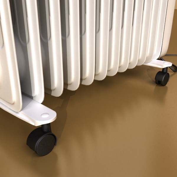 portable radiator high detailed 3d model max fbx obj 131542