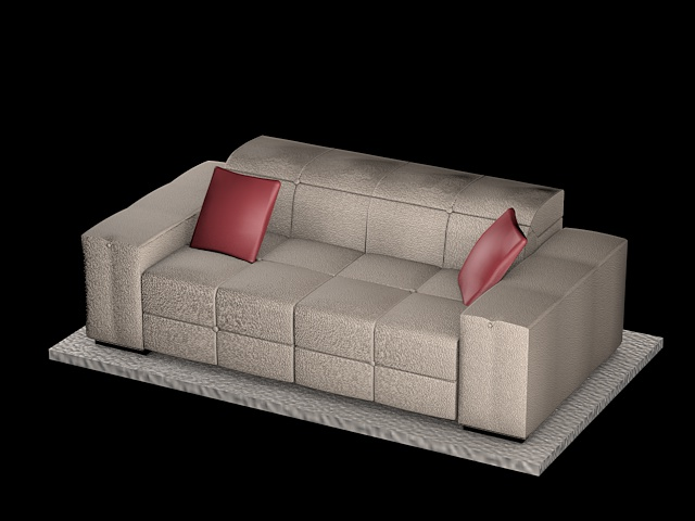 sofa natuzzi surround_v009 3d model 3ds dxf c4d dae png  obj 148166