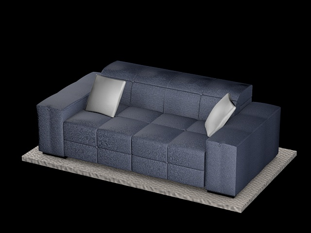 sofa natuzzi surround_v009 3d model 3ds dxf c4d dae png  obj 148167