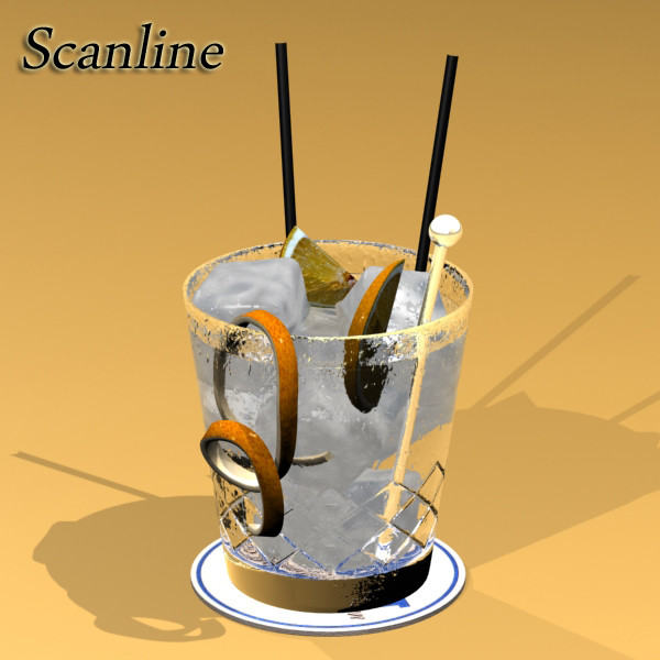 vodka absolut collection 3d model 3ds max fbx obj 135995