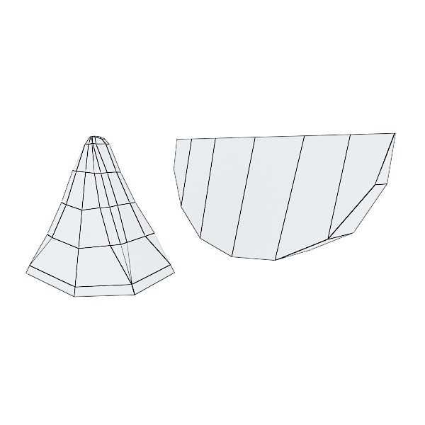 arbūzs augstas res textures 3d modelis 3ds max fbx obj 133157