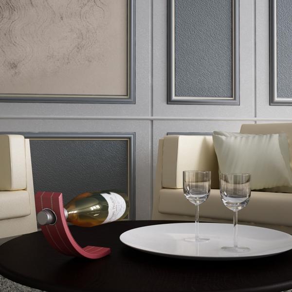 дарс өлгүүр 5, цагаан дарсны лонх 3d загвар 3ds хамгийн их fbx obj 146168