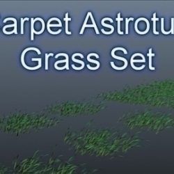 Astroturf Grass Set 002 ( 67.36KB jpg by Asephei )