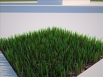 grass textured lawn turf yard for backyard etc. 3d model 3ds max dxf dwg c4d x lwo skp hrc xsi texture obj 111883