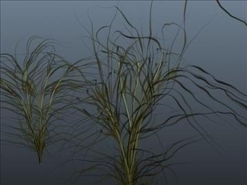 jungle grass set 001 3d model 3ds max obj 103110