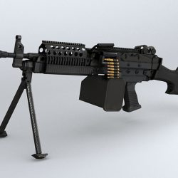 MK46 Machine Gun ( 179.08KB jpg by maxman )