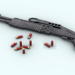 SPAS-12 Shotgun ( 200.67KB jpg by maxman )