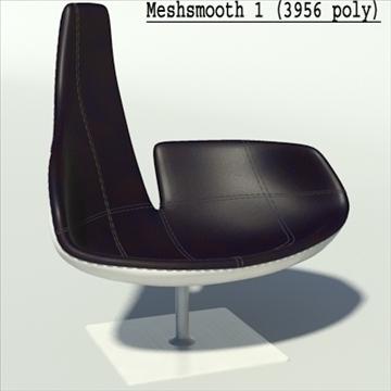 fjord high resolution black white 3d model 3ds max dwg fbx obj 87618