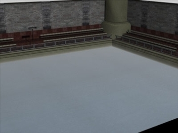 ice arena 3d model 3ds 110325