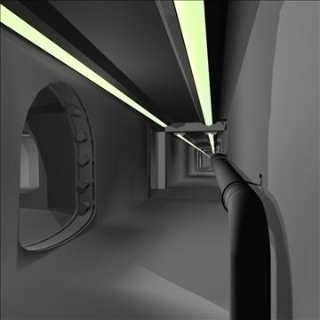 tuneļi x 3 3d modelis 3ds 80494