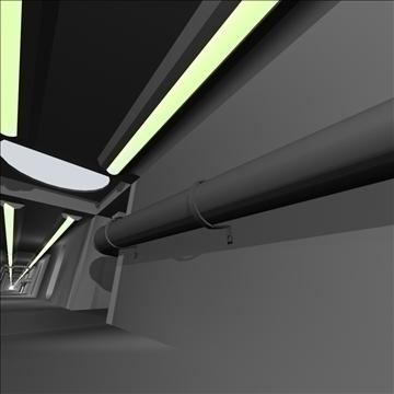 tuneļi x 3 3d modelis 3ds 80495