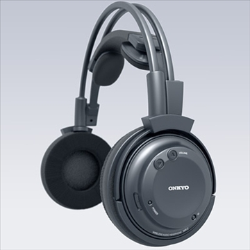 onkyo mhp-a1 wireless headphones 3d model 3ds max fbx obj 81280