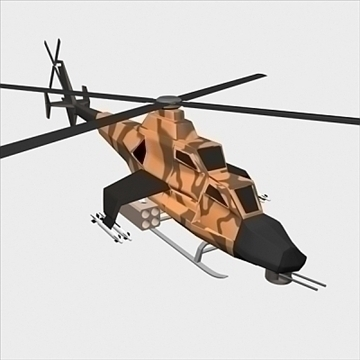 Army helicopter ( 64.53KB jpg by futurex3d )
