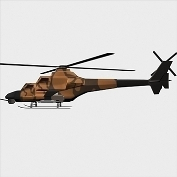 Army helicopter ( 54.12KB jpg by futurex3d )