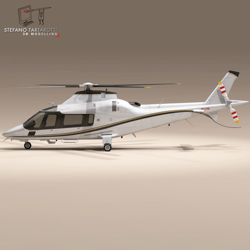 aw109 copter 3d загвар 3ds dxf fbx c4d dae obj 151524