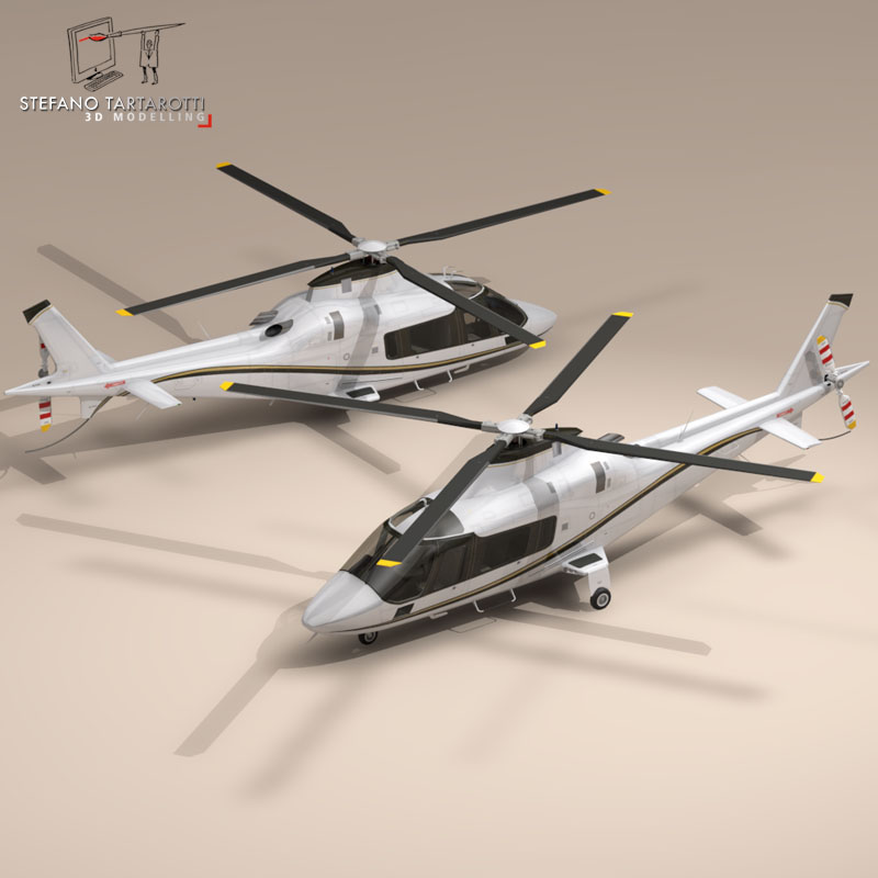 aw109 copter 3d загвар 3ds dxf fbx c4d dae obj 151526