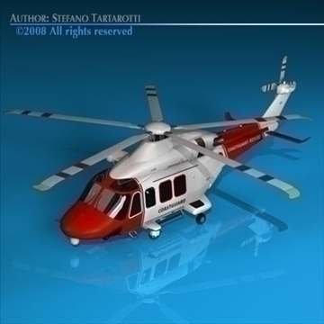 aw139 model de guardacostes 3d 3ds dxf c4d obj 91979