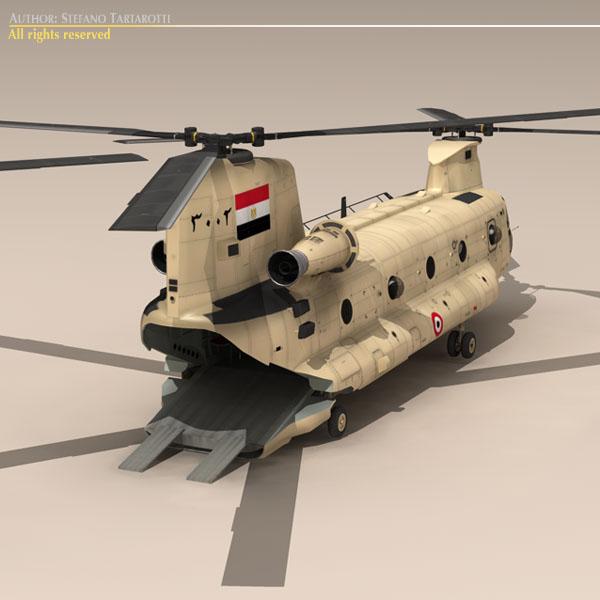 ch-47 eaf helikopters 3d modelis 3ds dxf fbx c4d dae obj 118668
