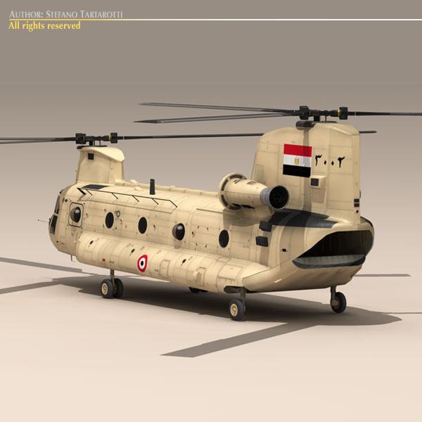 ch-47 eaf helikopters 3d modelis 3ds dxf fbx c4d dae obj 118670