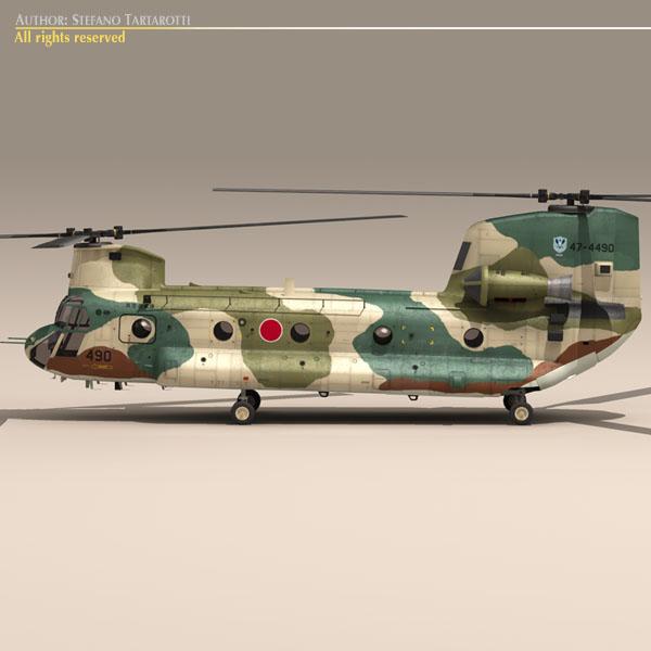 ch-47 jasdf 3d загвар 3ds dxf fbx c4d dae obj 118607