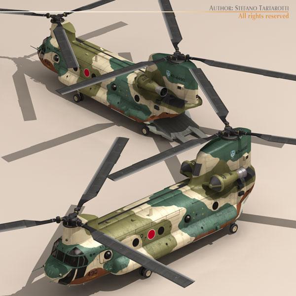 ch-47 jasdf 3d загвар 3ds dxf fbx c4d dae obj 118608