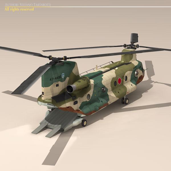 ch-47 jasdf 3d загвар 3ds dxf fbx c4d dae obj 118611