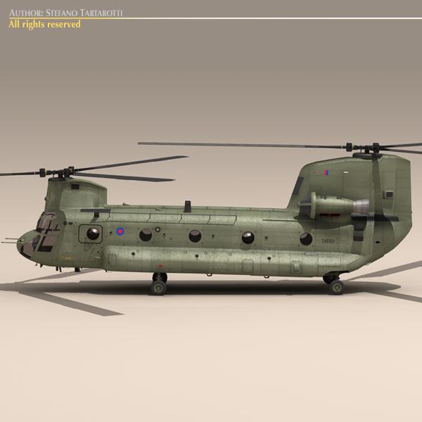 ch-47 raf helikopters 3d modelis 3ds dxf fbx c4d dae obj 118680