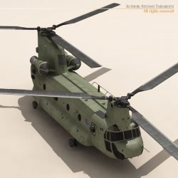 Ch-47 RAF Helicopter ( 63.67KB jpg by tartino )