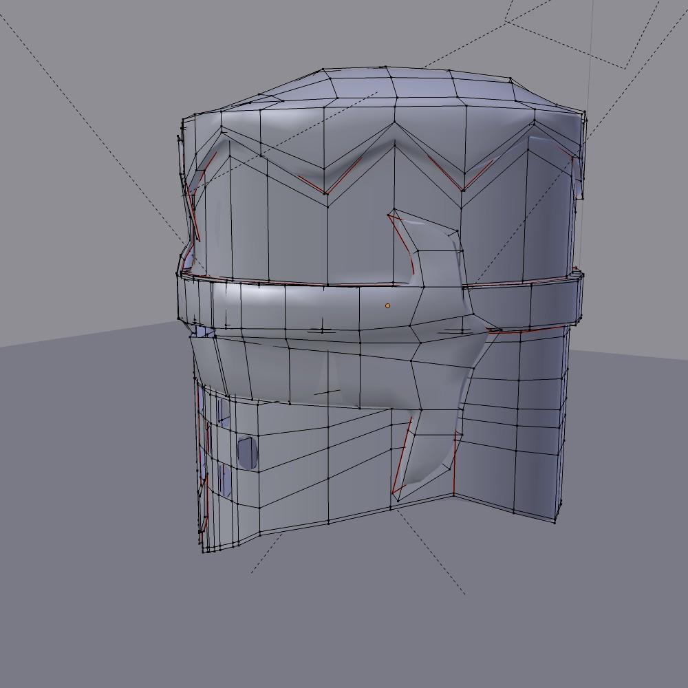 norman bruņinieku ķivere 3d modelis fbx maisījums dae obj 118376