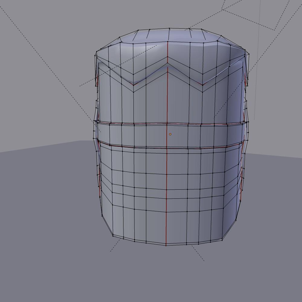norman bruņinieku ķivere 3d modelis fbx maisījums dae obj 118377