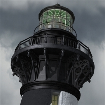 lighthouse_01 3d model 3ds max 92945