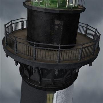 lighthouse_01 3d model 3ds max 92946