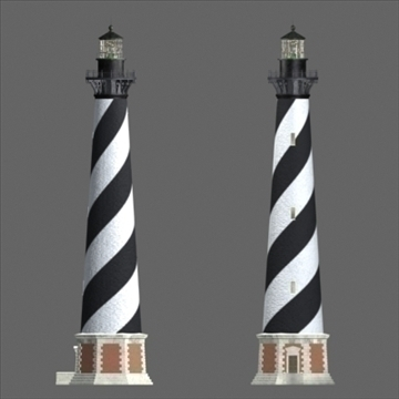 lighthouse_01 3d model 3ds max 92951
