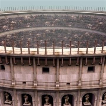 romiešu kolizejs 3d modelis 3ds max fbx lwo ma mb hrc xsi faktūra obj 99462