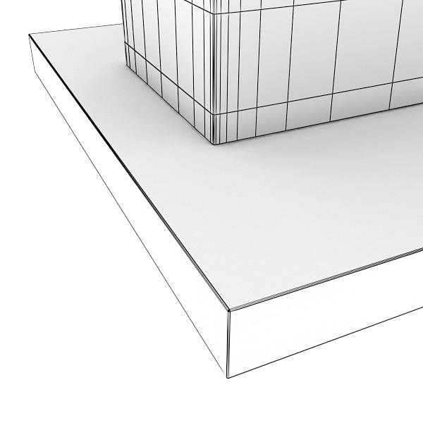 10 mūsdienu grīdas lampas 3d modelis 3ds max fbx obj 135291