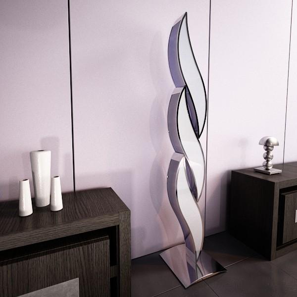 10 mūsdienu grīdas lampas 3d modelis 3ds max fbx obj 135298