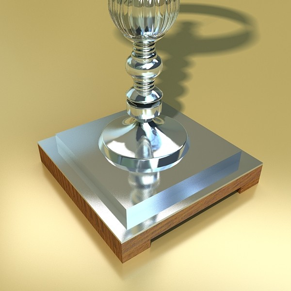 10 lampau llawr modern Model 3d 3ds max fbx obj 135340