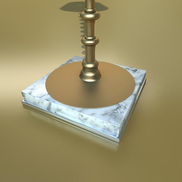 10 lampau llawr modern Model 3d 3ds max fbx obj 135350
