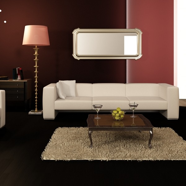 10 lampau llawr modern Model 3d 3ds max fbx obj 135351