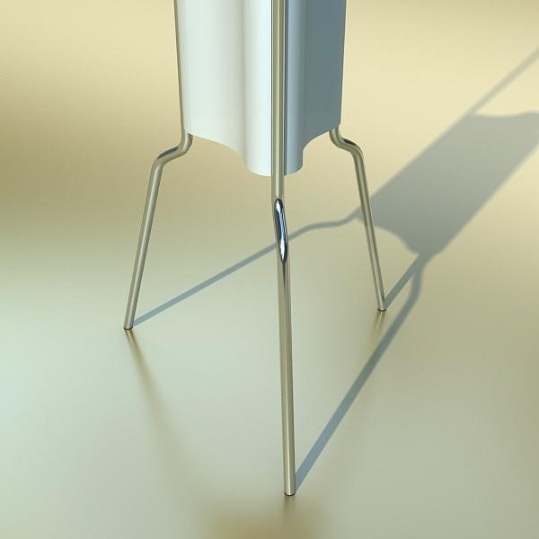 10 lampau llawr modern Model 3d 3ds max fbx obj 135359