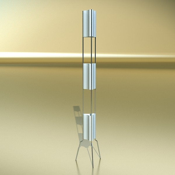 10 lampau llawr modern Model 3d 3ds max fbx obj 135360
