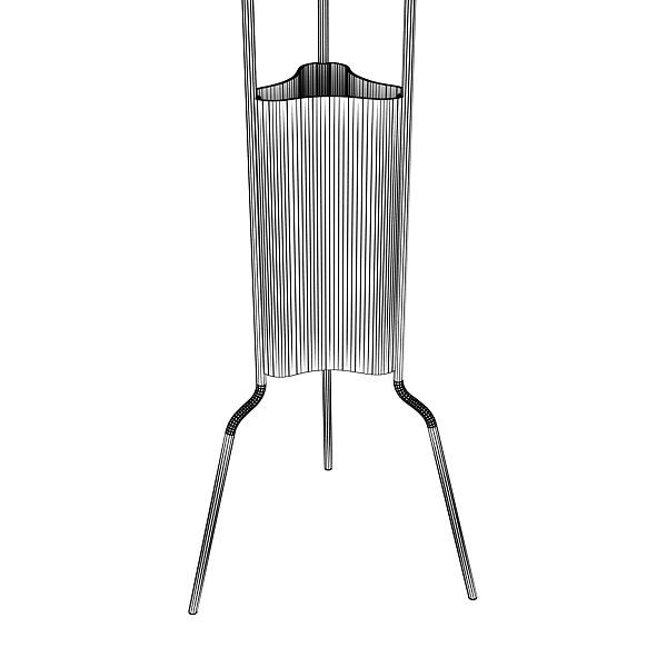 10 lampau llawr modern Model 3d 3ds max fbx obj 135365
