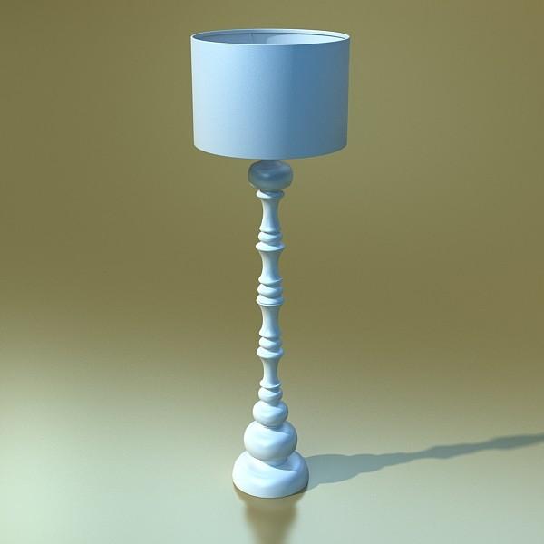 10 lampau llawr modern Model 3d 3ds max fbx obj 135366