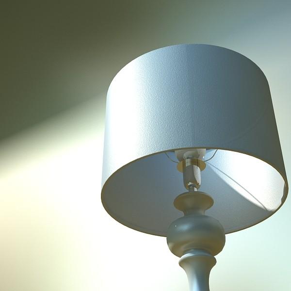 10 lampau llawr modern Model 3d 3ds max fbx obj 135368