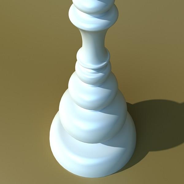 10 mūsdienu grīdas lampas 3d modelis 3ds max fbx obj 135370