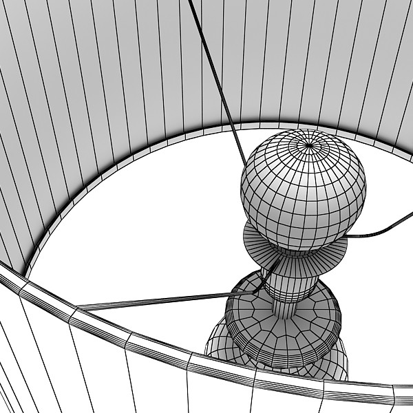 10 mūsdienu grīdas lampas 3d modelis 3ds max fbx obj 135376